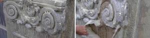 Pealen van monumenten