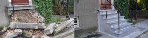 Herstellen van natuursteen/metselsteen